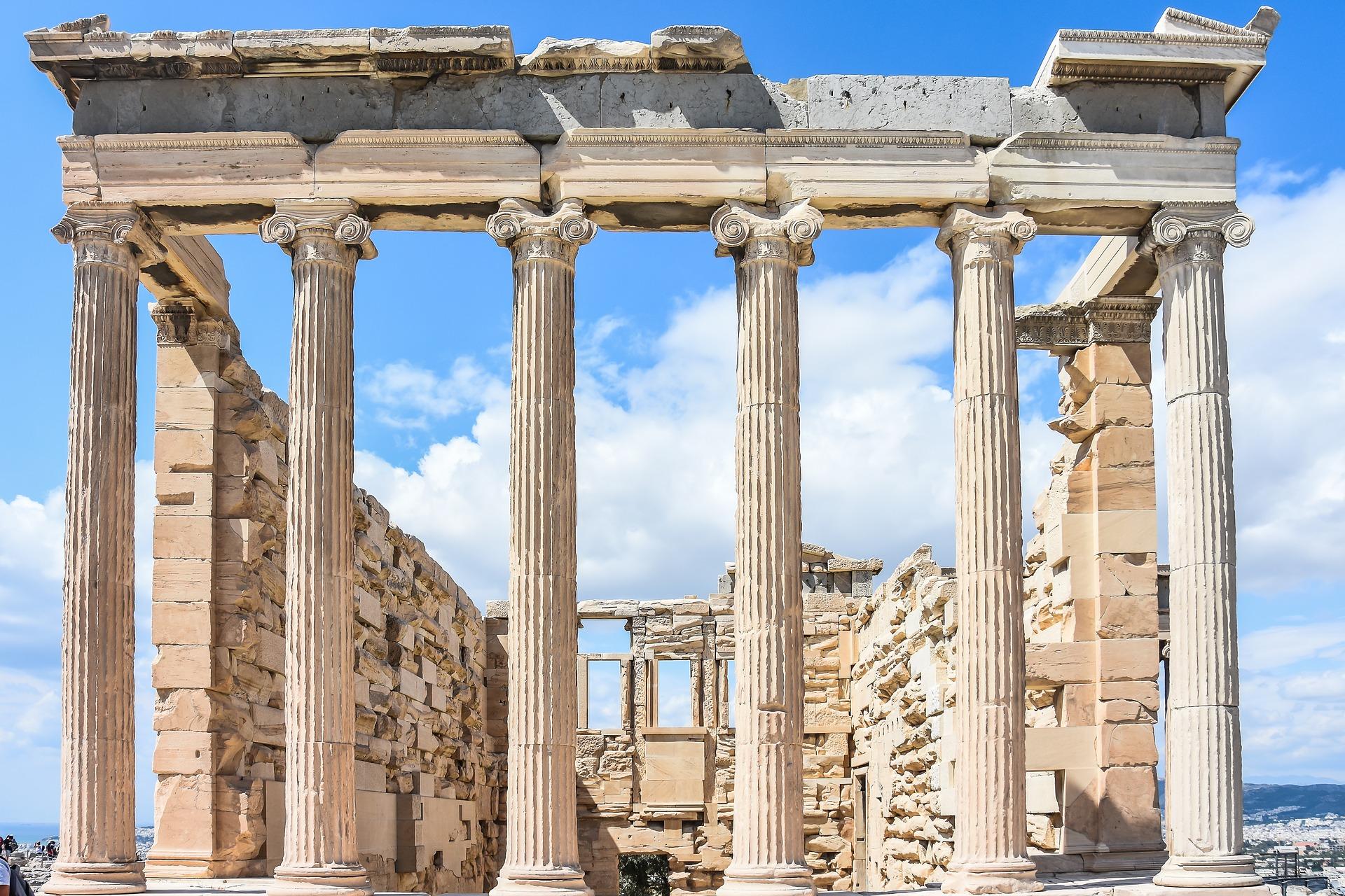 Viaggi in Europa Atene Partenone I viaggi di Andrea