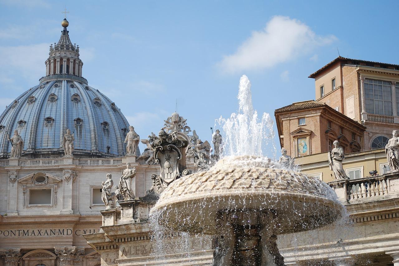 Viaggi in Vaticano Roma I viaggi di Andrea